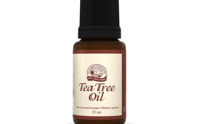 Масло косметическое «Чайное дерево»