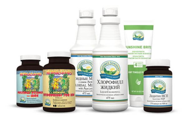 Витамины для роста и развития детей