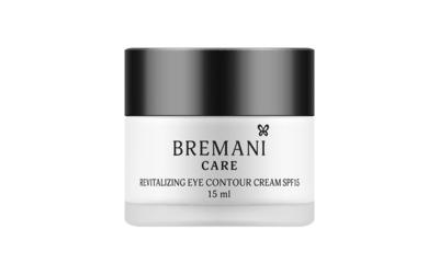 Крем для кожи вокруг глаз SPF15 Bremani Care