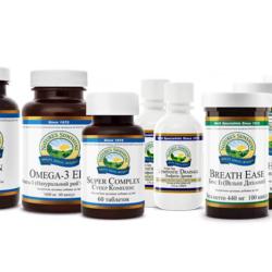 Набор «Здоровье дыхательной системы» НСП